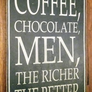Humorous Wall Hanging Sign Funny Plaque